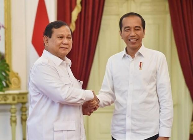印尼总统佐科宣布新内阁成员名单 hinh anh 1
