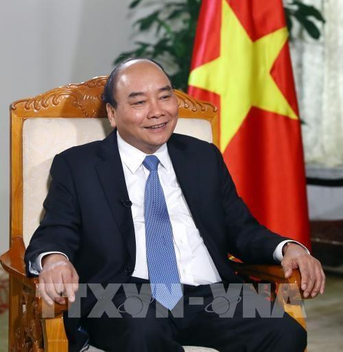 阮春福总理访问科威特:进一步深化越南与科威特之间的合作 hinh anh 1