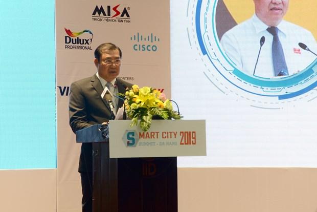 2019年智慧城市峰会:通过数字化解决方案打造更加安全的智慧城市 hinh anh 1