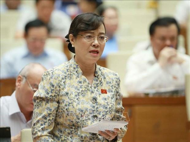 越南第十四届国会第八次会议:《劳动法(修正案)》最后一次征求意见 hinh anh 1