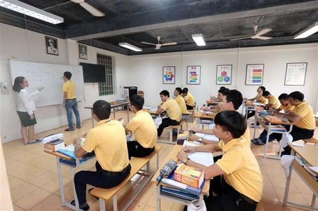 在日工作的越南留学生数量位居第二 hinh anh 1