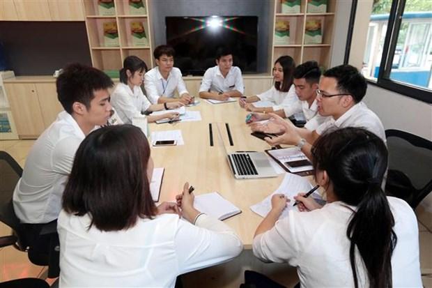 在日工作的越南留学生数量位居第二 hinh anh 2