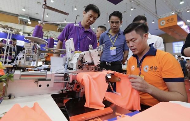2019年越南河内国际纺织制衣工业展开展 hinh anh 1