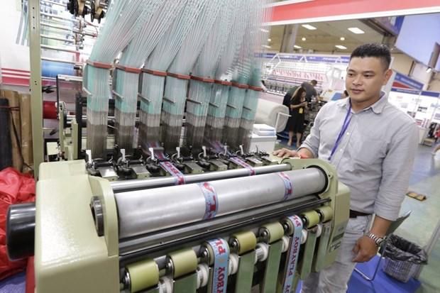 2019年越南河内国际纺织制衣工业展开展 hinh anh 2