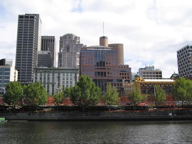 澳大利亚维多利亚州将在胡志明市开设贸易投资办事处 hinh anh 1