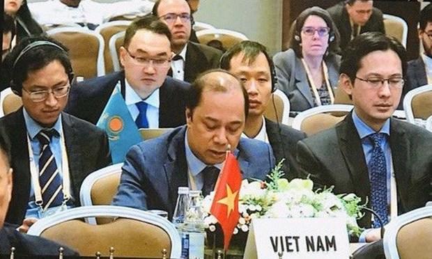 越南出席不结盟运动部长级会议 hinh anh 1