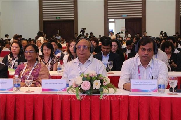 2019年越南全国眼科会议今日开幕 hinh anh 1