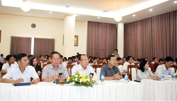 建设和平、友好合作、共同发展的越柬边界线 hinh anh 2