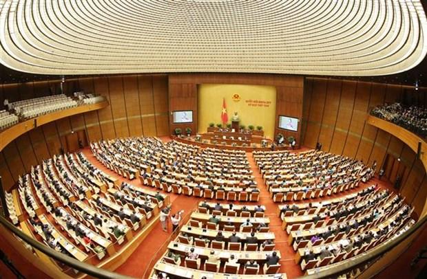 越南第十四届国会第八次会议公报(第三号) hinh anh 1