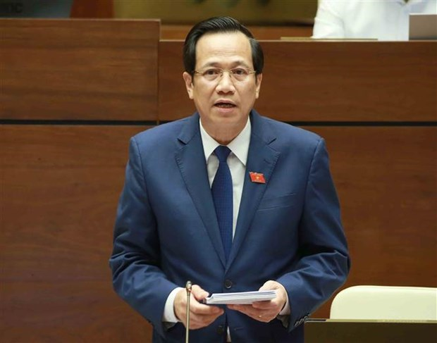 越南第十四届国会第八次会议公报(第三号) hinh anh 2