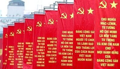 坚定胡志明主席关于党建的思想 hinh anh 1