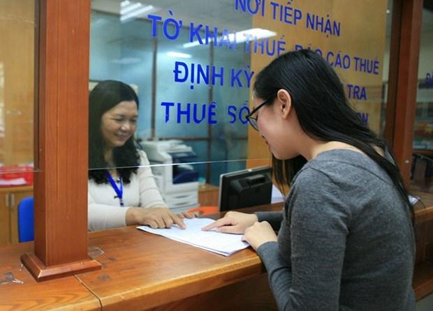 越南关税制度改革获得世界认可 hinh anh 1