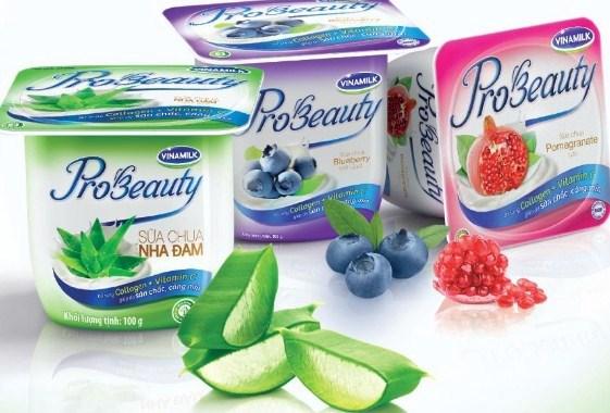 越南Vinamilk酸奶在中国Hema超市上架 hinh anh 1