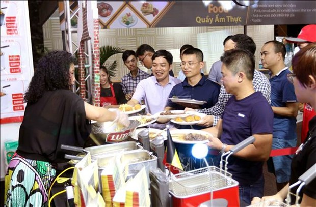 比利时文化与美食节在海防市举行 hinh anh 2