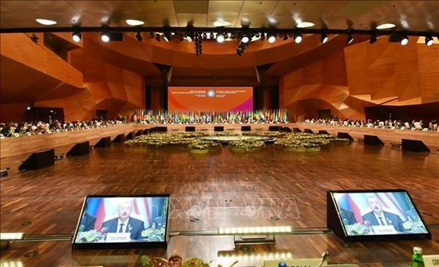 越南国家副主席:越南与各成员国深化团结与协作促进不结盟运动发展 hinh anh 1
