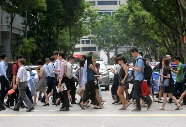 新加坡失业率创10年新高 hinh anh 1