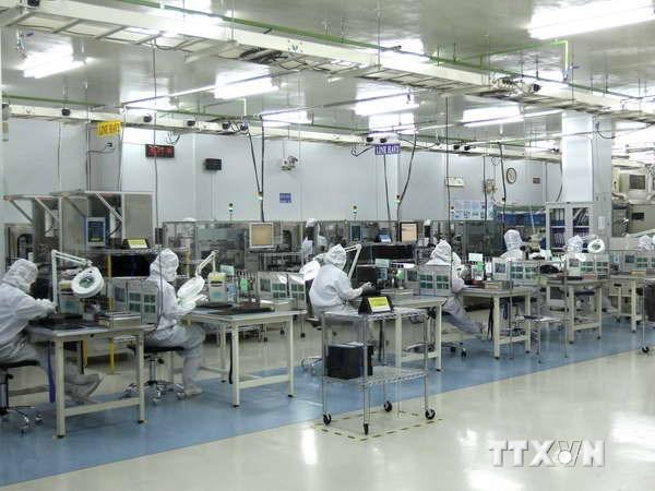 日本投资资金大量流入平阳省各电子和工业项目 hinh anh 2