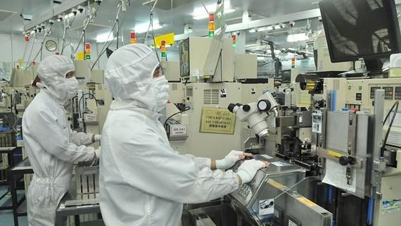 日本投资资金大量流入平阳省各电子和工业项目 hinh anh 1