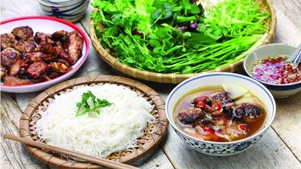 越南是世界上不能错过的美食圣地 hinh anh 1