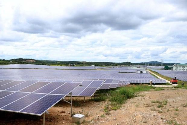 得农省格桔太阳能项目的潜力 hinh anh 1