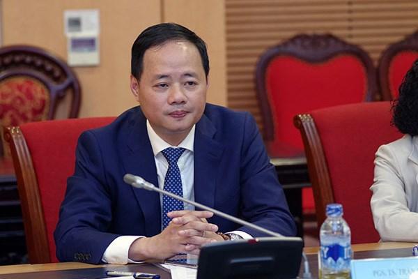 陈宏泰当选世界气象组织第二区域协会副主席 hinh anh 1