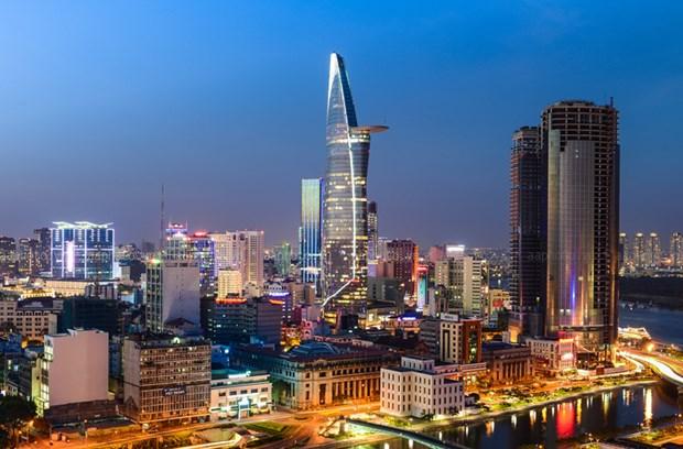 胡志明市下决心完成2019年全部经济指标 hinh anh 1
