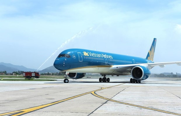 中国海南海口飞往越南胡志明市国际航线开通 hinh anh 1