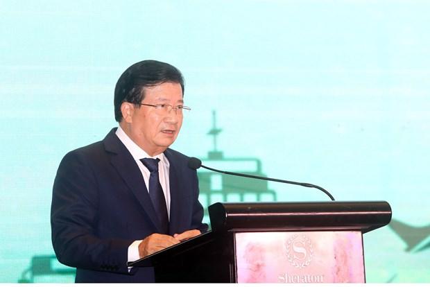 郑廷勇副总理:支持第十二届环境可持续交通地区(亚洲)论坛通过《河内宣言》 hinh anh 1