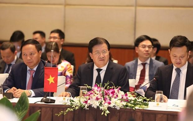 越俄政府间联合委员会第22次会议在河内举行 hinh anh 2