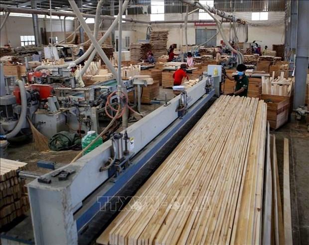 预期越南2019年全年林产品出口额达110亿美元 hinh anh 2