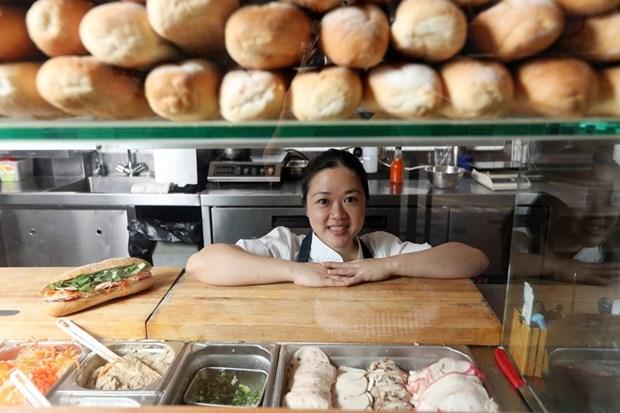风靡全球的越南超级面包 hinh anh 2