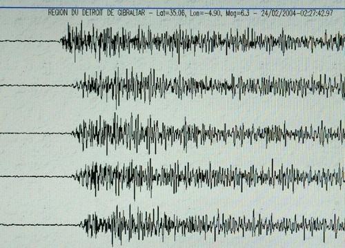 菲律宾南部发生6.6级地震至少6人死亡 hinh anh 1