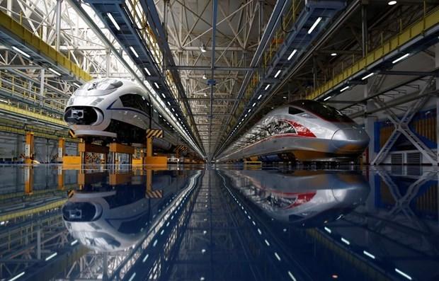 第35届东盟峰会将就地区铁路发展问题进行讨论 hinh anh 1