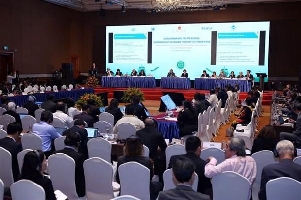 EST12论坛:实现具有适应能力和可持续性的智慧城市发展 hinh anh 1