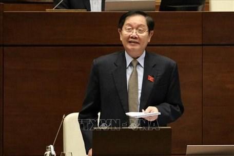 越南第十四届国会第八次会议公报(第七号) hinh anh 2