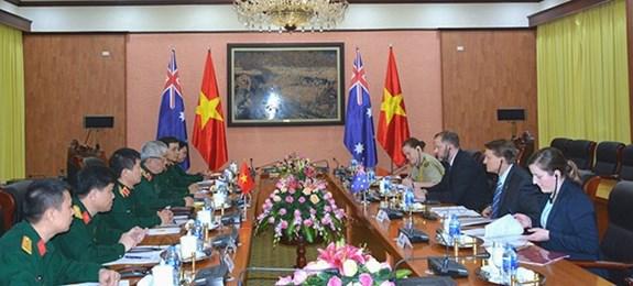 第三次越南与澳大利亚防务政策对话在首都堪培拉举行 hinh anh 1