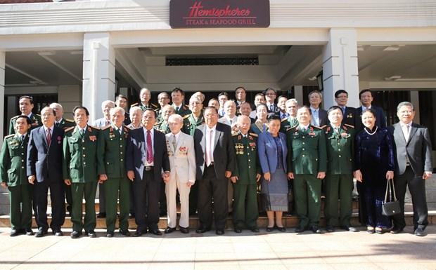 本扬·沃拉吉致贺信 庆祝援老越南志愿军和专家传统日70周年 hinh anh 1