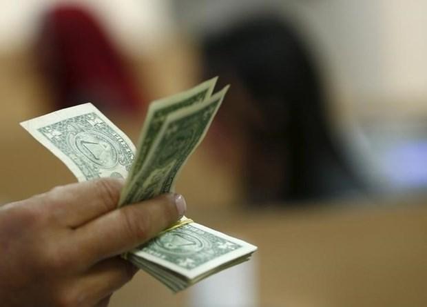 31日越盾对美元汇率中间价维持不变Fed今年内第三次降息 hinh anh 1