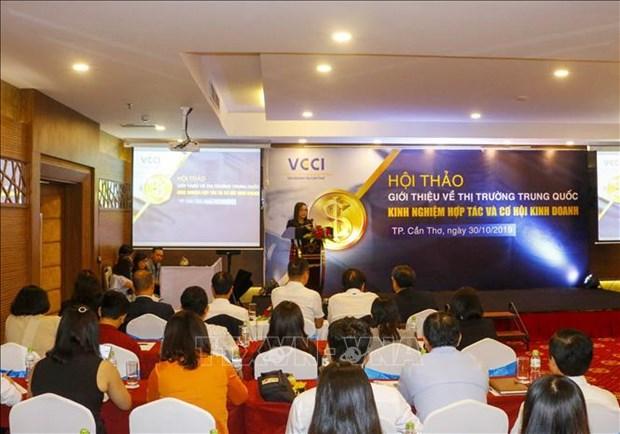 越南开拓中国市场的空间仍然很大 hinh anh 1