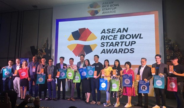 越南12名创业者将参加东盟Rice Bowl创业奖总决赛 hinh anh 1