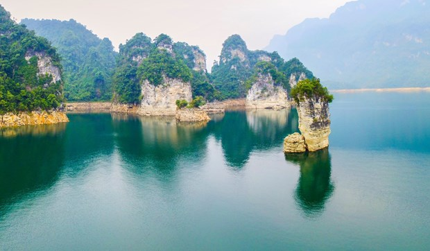 宣光省林平县充分开发旅游资源 hinh anh 1