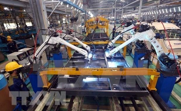 俄罗斯GAZ集团将在越南组装汽车 hinh anh 1