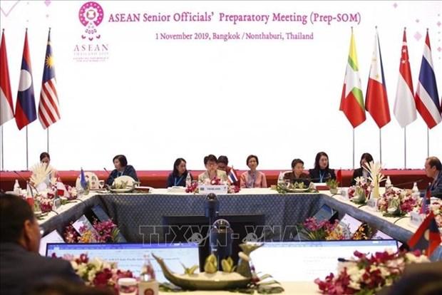越南承诺全力保持东盟发展势头 增进内部团结统一 hinh anh 1