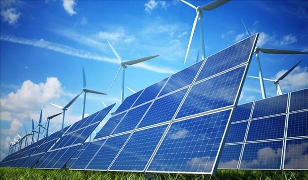 可再生能源的绿色金融 hinh anh 1