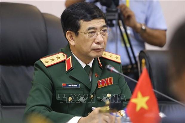 防务合作是越柬关系中的重要支柱之一 hinh anh 1
