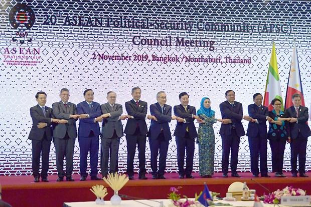 越南政府副总理兼外长范平明:加强东盟内部团结统一具有战略性意义 hinh anh 1