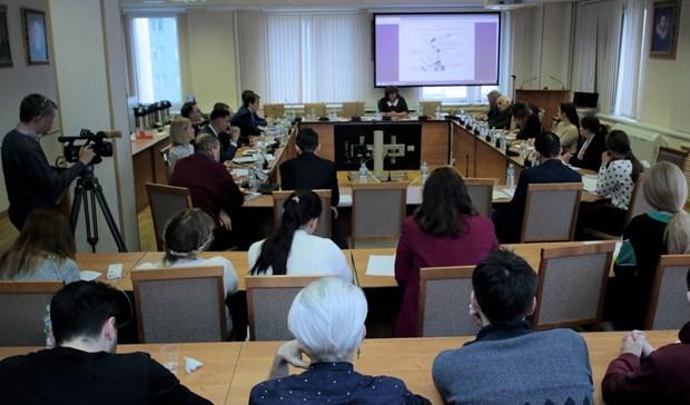 关于东海争端及其解决方向的学术研讨会在俄罗斯举行 hinh anh 2