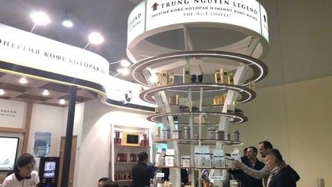 发展品牌助推咖啡企业融入世界经济 hinh anh 1