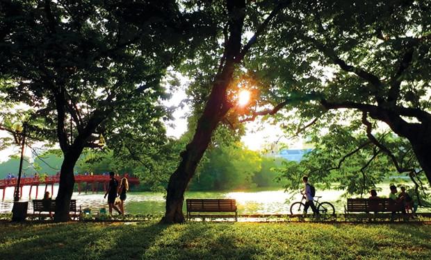 河内入围全球最美丽城市排行榜前50名 hinh anh 1