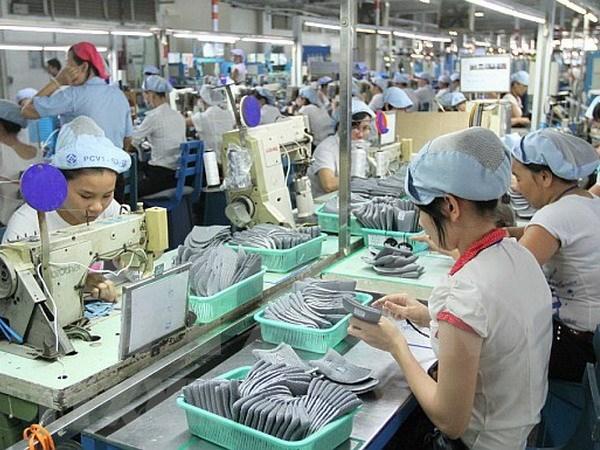 2019年前10月同奈省贸易出口总额达160亿美元 hinh anh 2